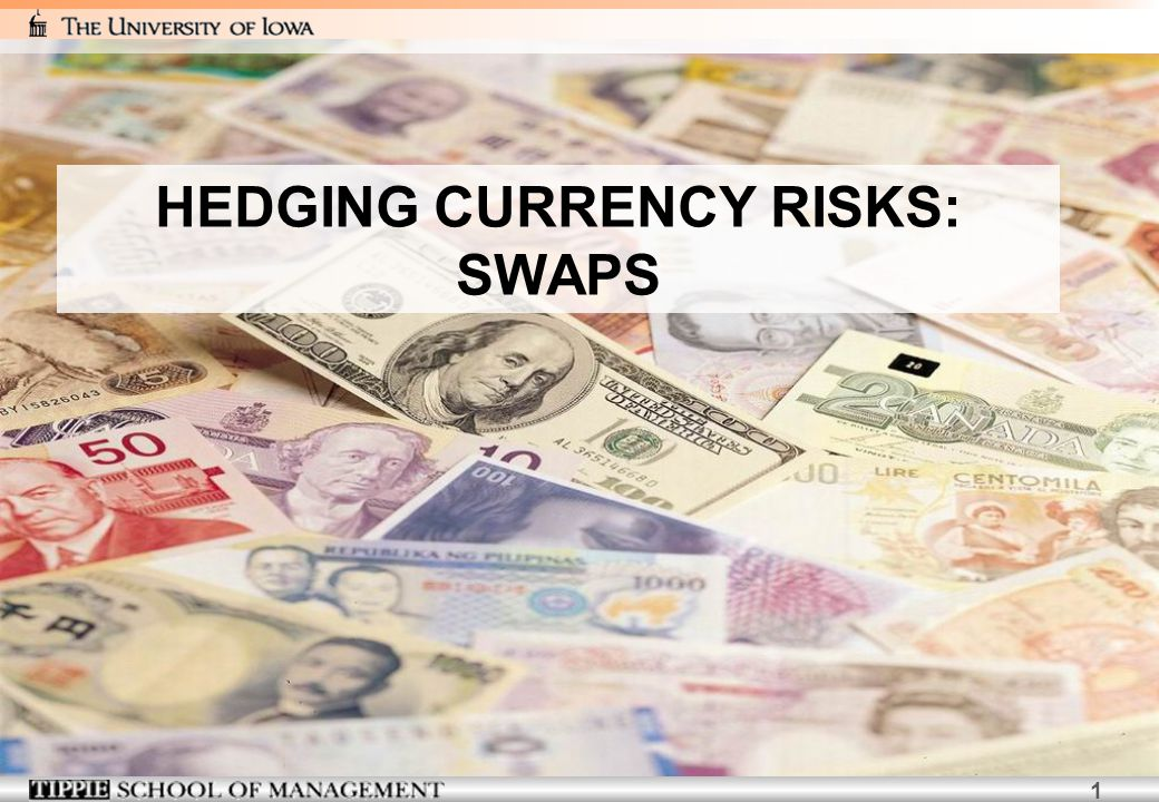 HEDGING CURRENCY RISKS: SWAPS