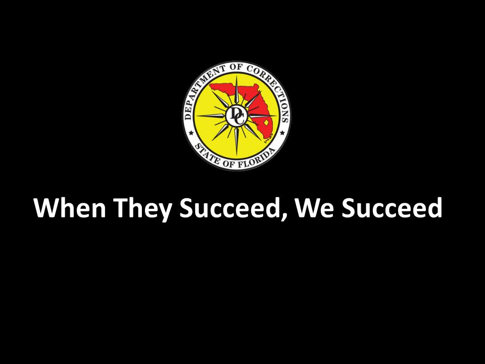 When They Succeed, We Succeed!