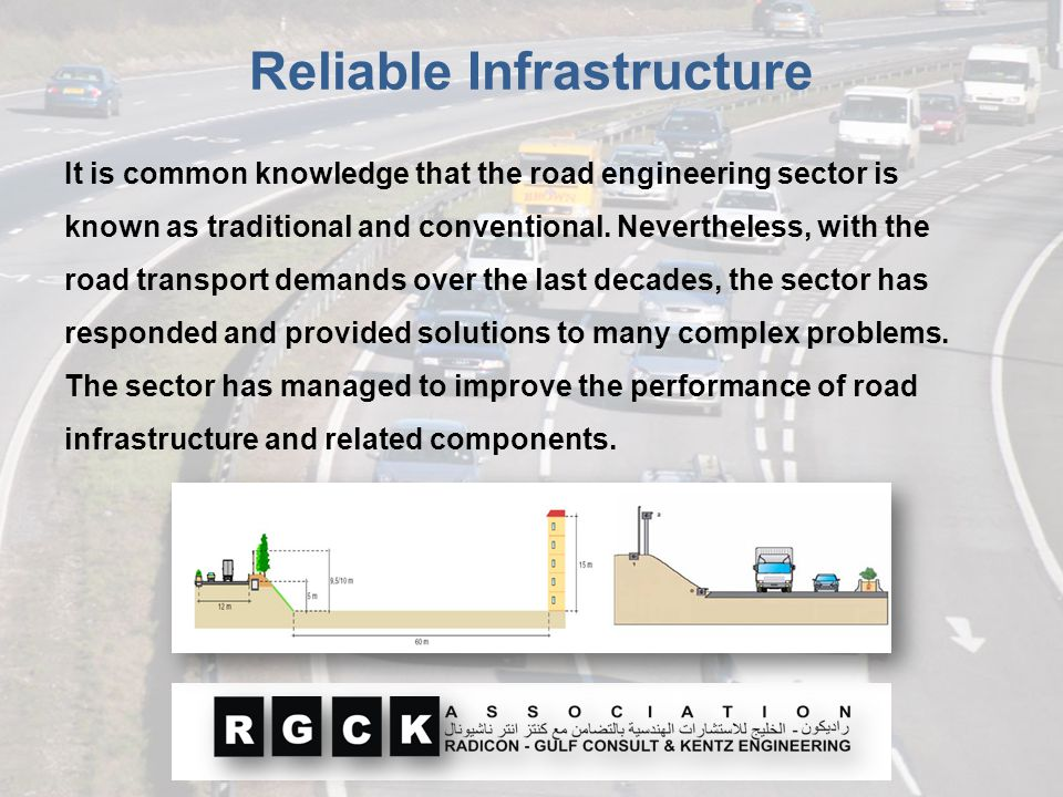 Reliable Infrastructure