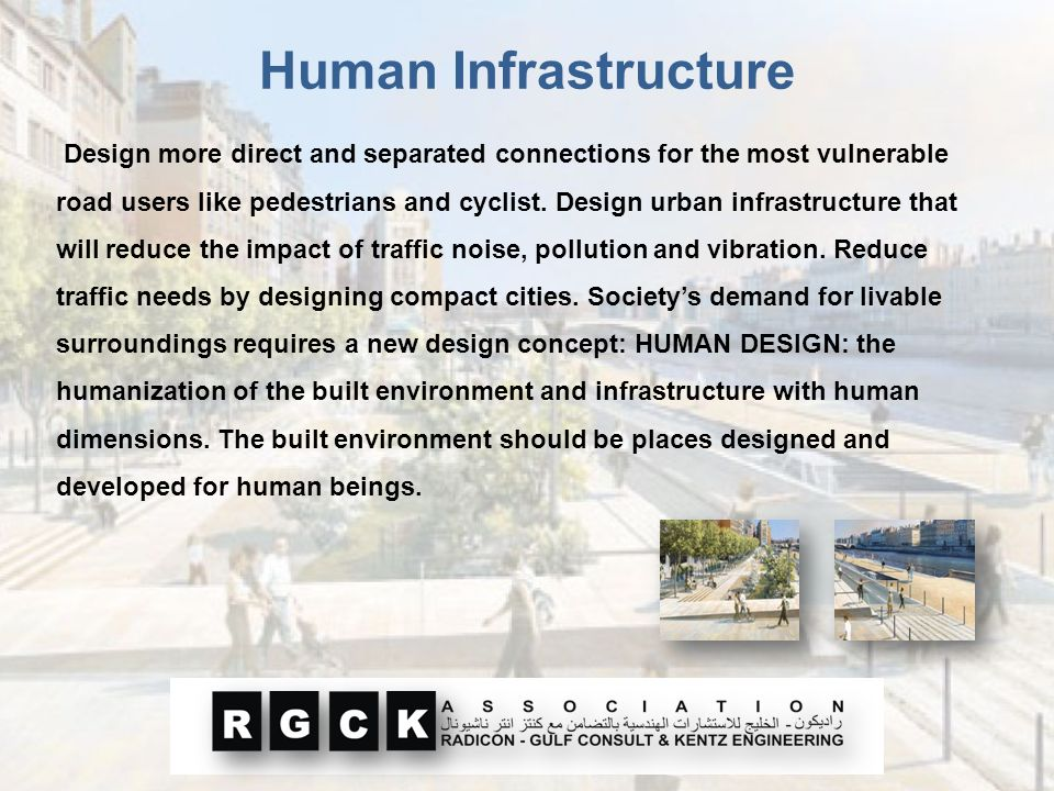 Human Infrastructure