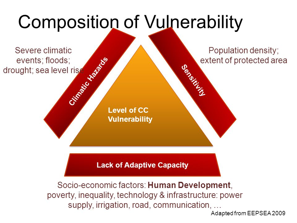 Composition of Vulnerability