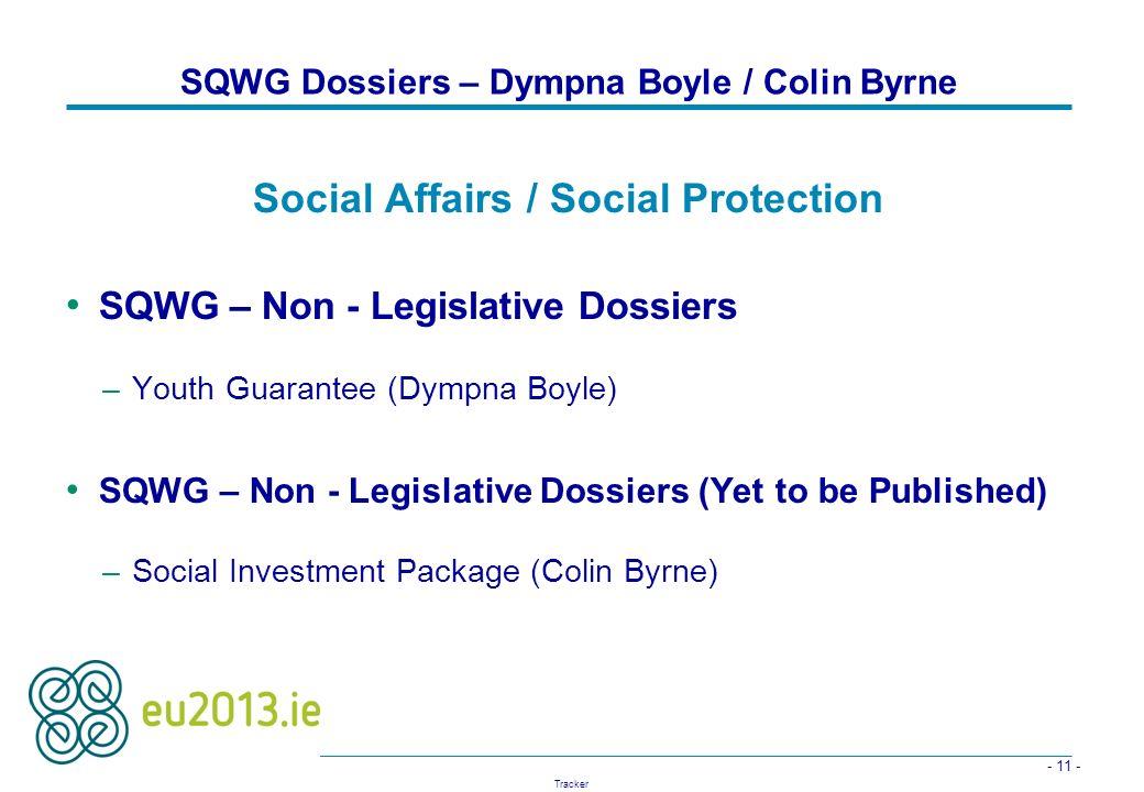 SQWG Dossiers – Dympna Boyle / Colin Byrne