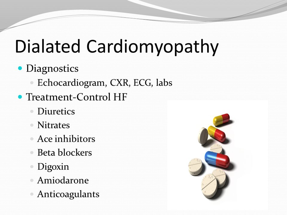 Dialated Cardiomyopathy