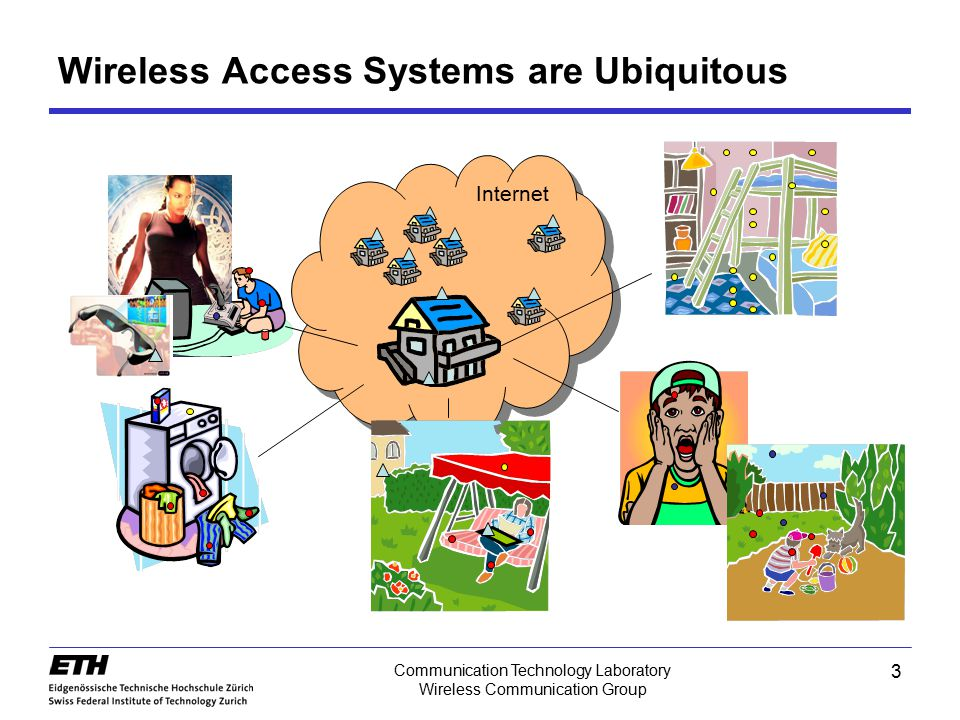Wireless Access Systems are Ubiquitous