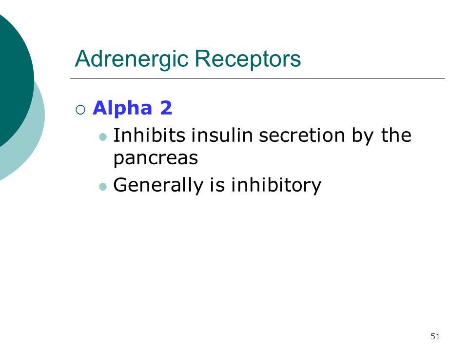 Adrenergic Receptors Alpha 2