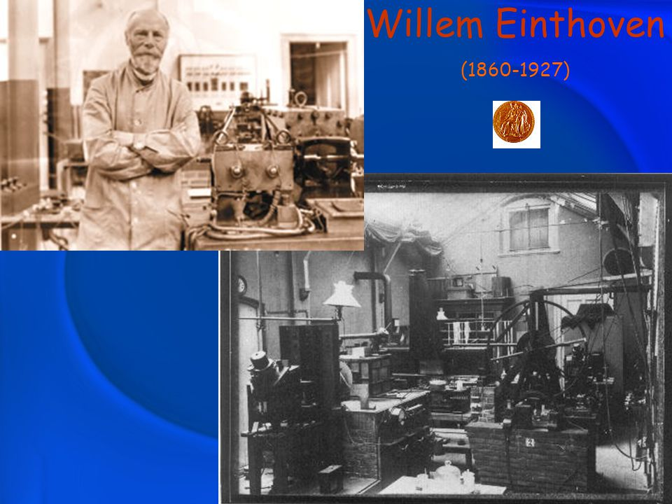 Willem Einthoven (1860-1927) Permission to use this slide (a matter of academic integrity)
