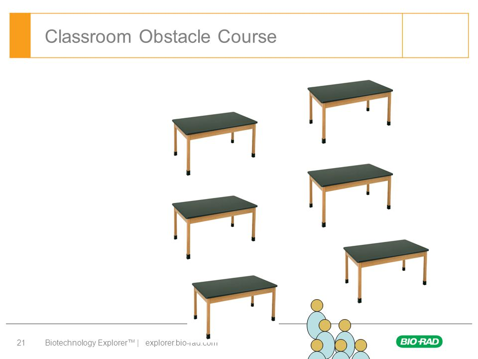 Classroom Obstacle Course