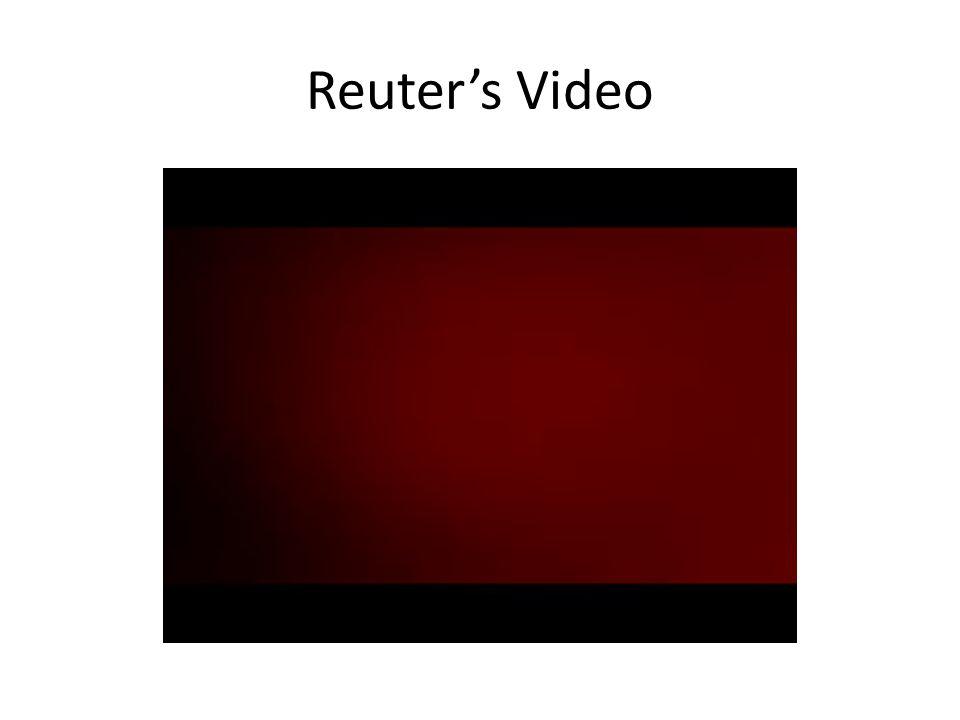 Reuter's Video