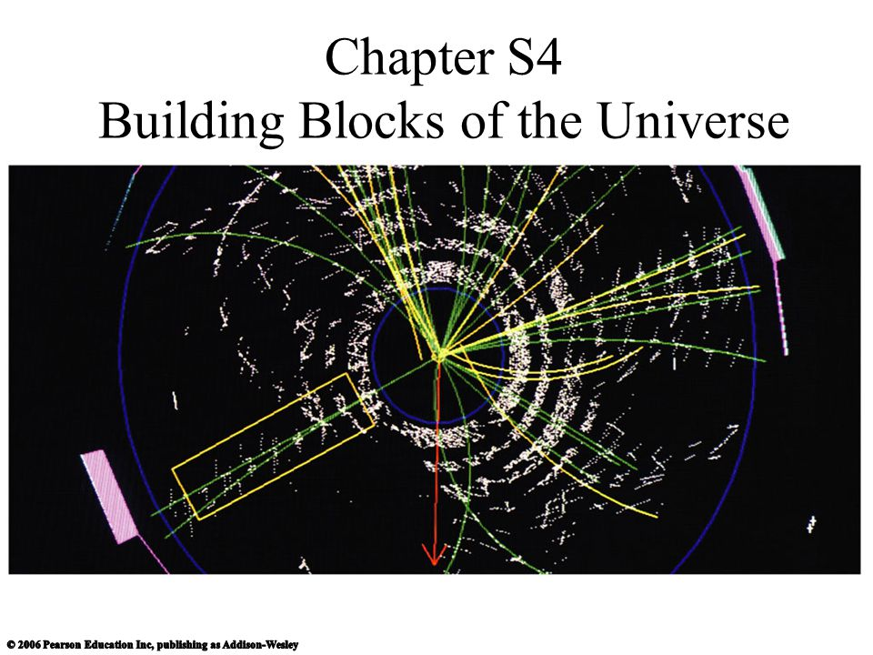 Chapter S4 Building Blocks of the Universe