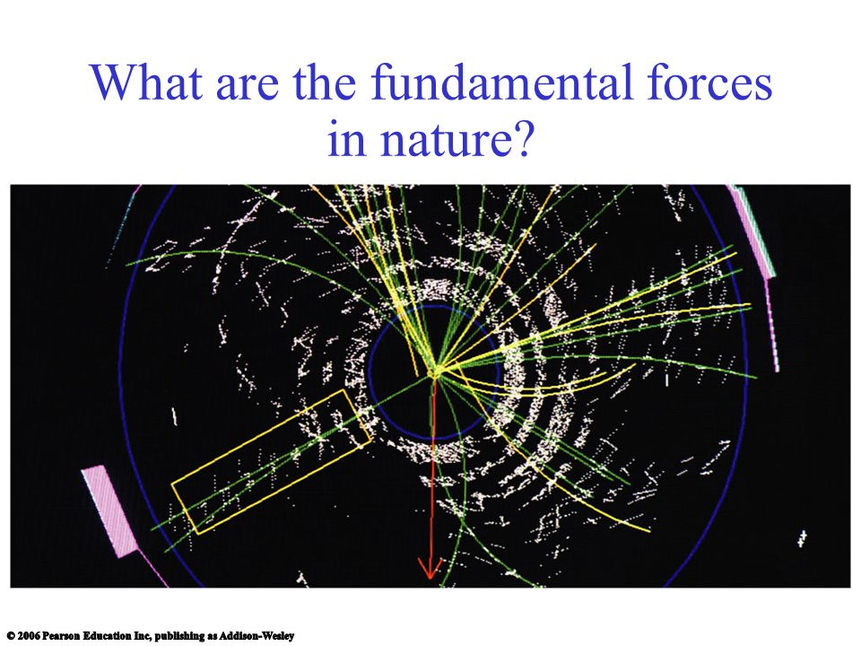 What are the fundamental forces in nature