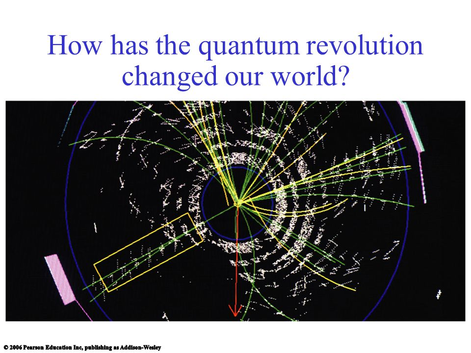 How has the quantum revolution changed our world