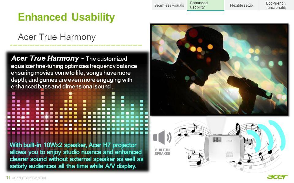 Enrich audio experience