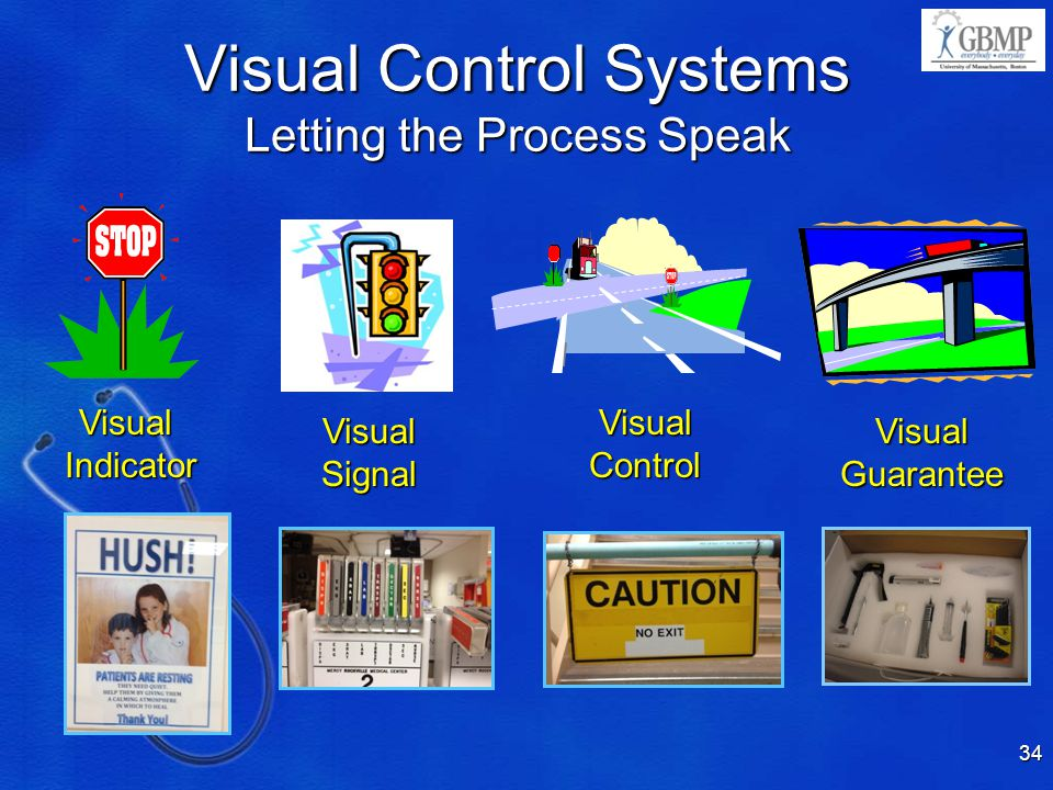 Visual Control Systems Letting the Process Speak