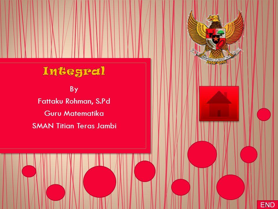 By Fattaku Rohman, S.Pd Guru Matematika SMAN Titian Teras Jambi