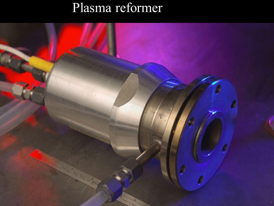Plasma reformer