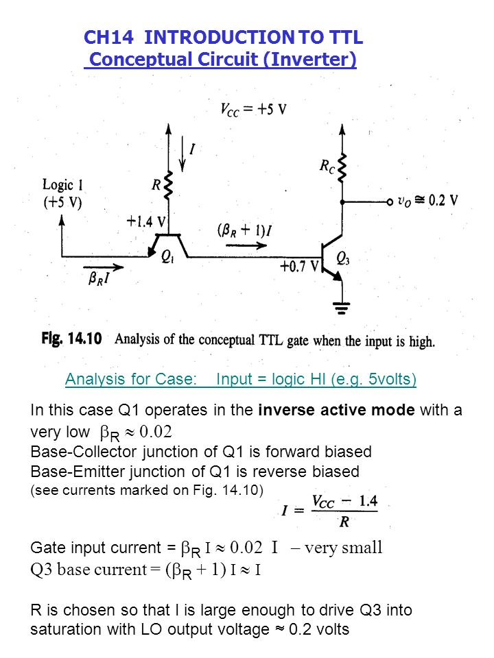 Conceptual Circuit (Inverter)