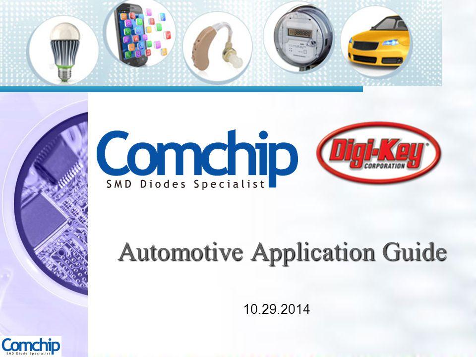 Automotive Application Guide