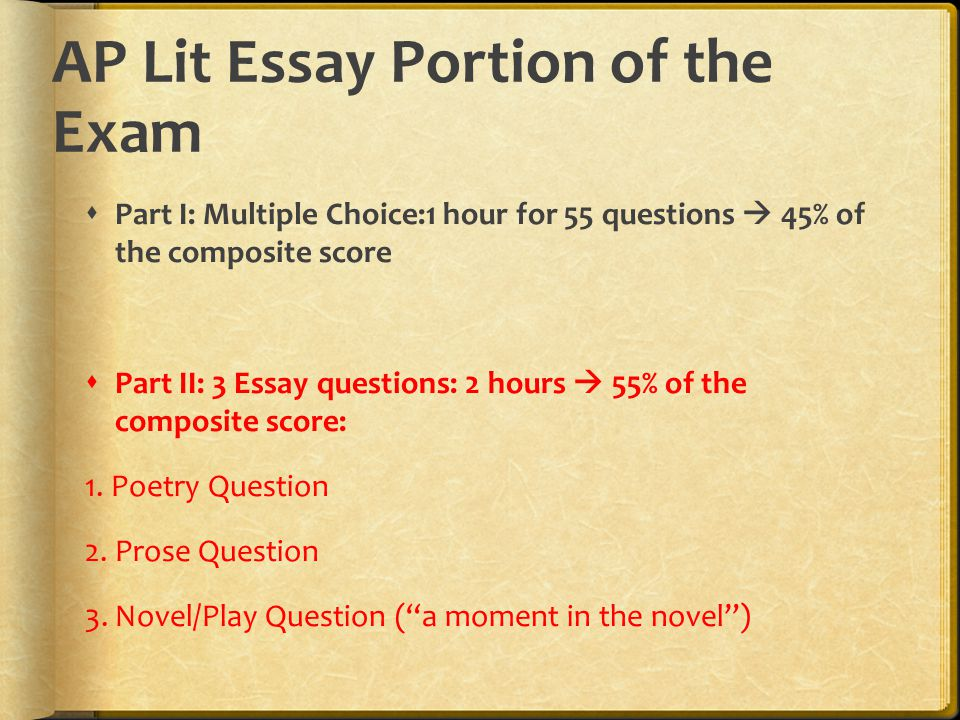 3 types of ap lit essays for scholarships