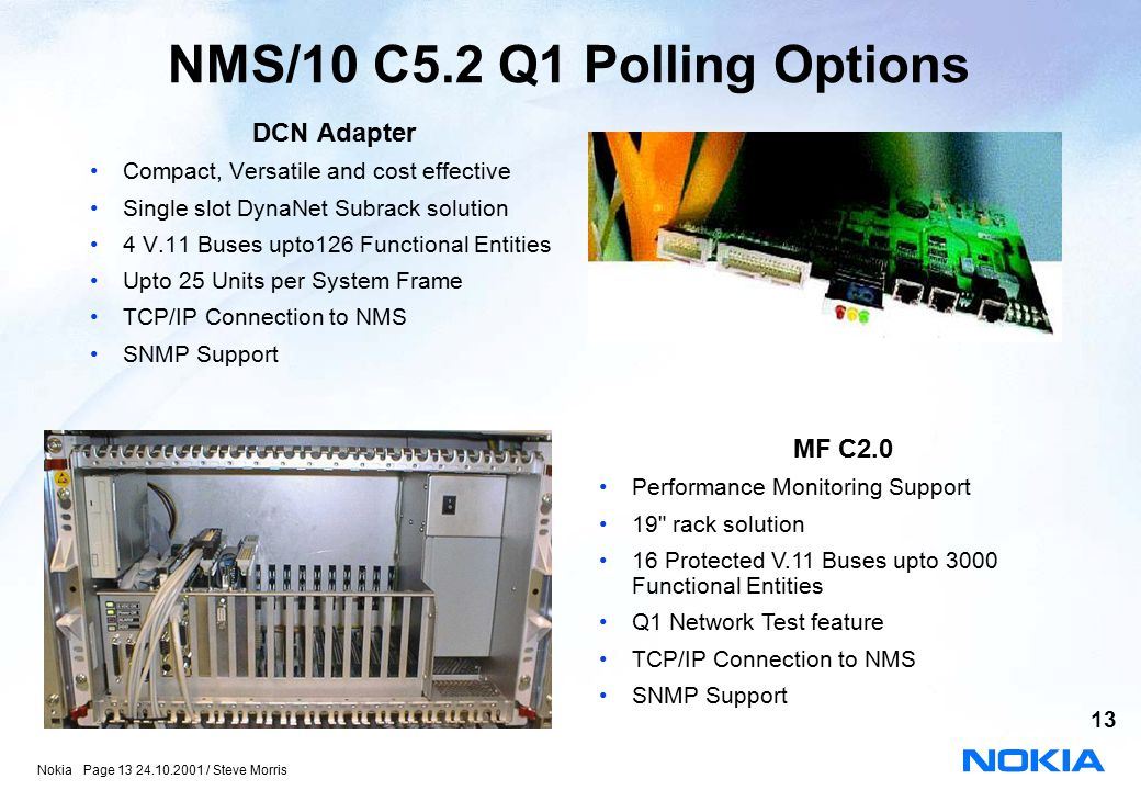 NMS/10 C5.2 Q1 Polling Options