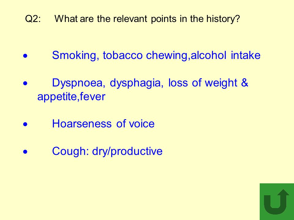 Q2: What are the relevant points in the history