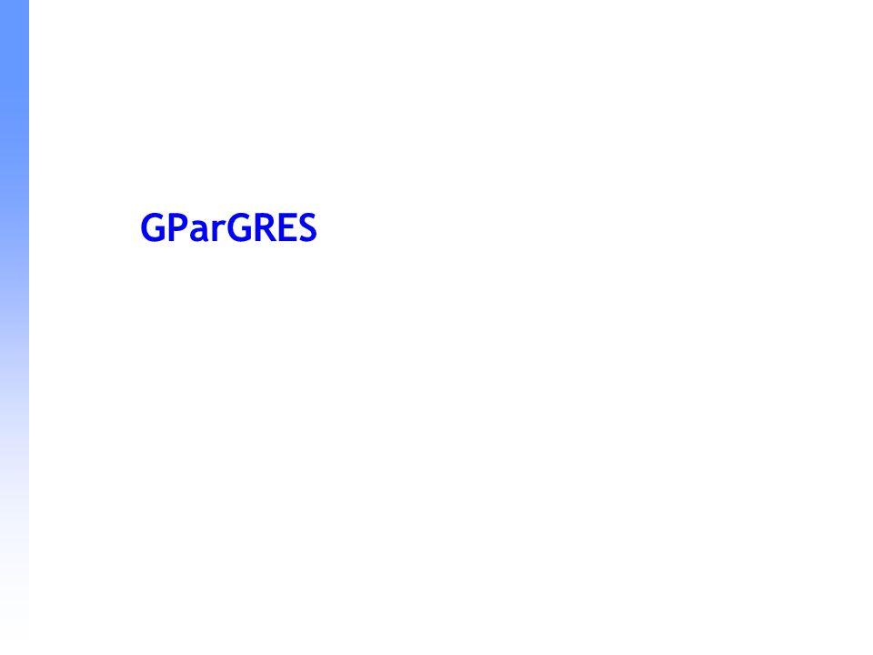 GParGRES