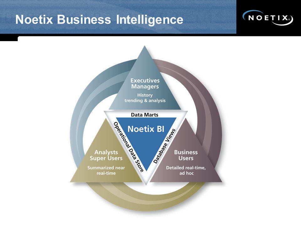 Noetix Business Intelligence