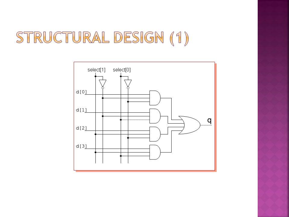 Structural design (1)