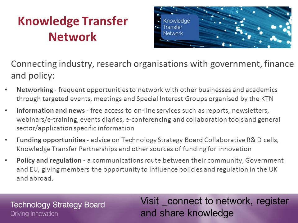 Knowledge Transfer Network