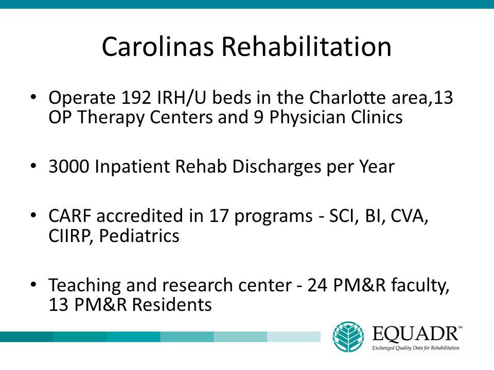 Carolinas Rehabilitation