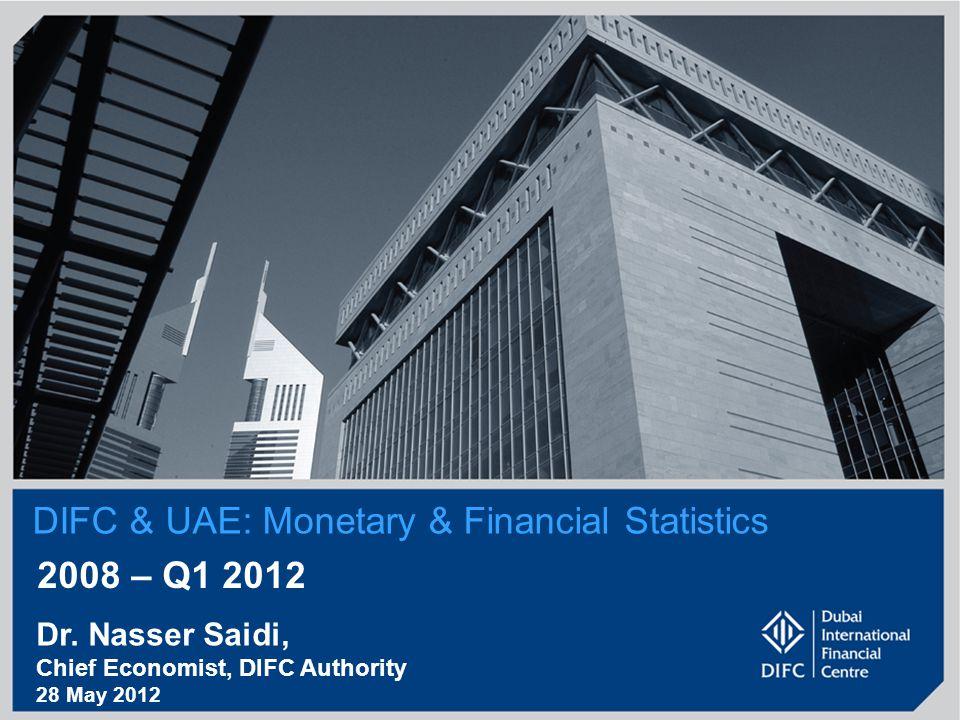DIFC & UAE: Monetary & Financial Statistics