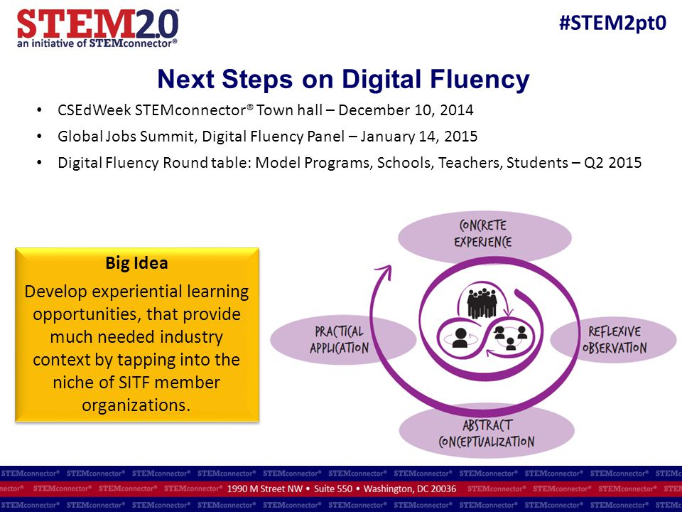 Next Steps on Digital Fluency