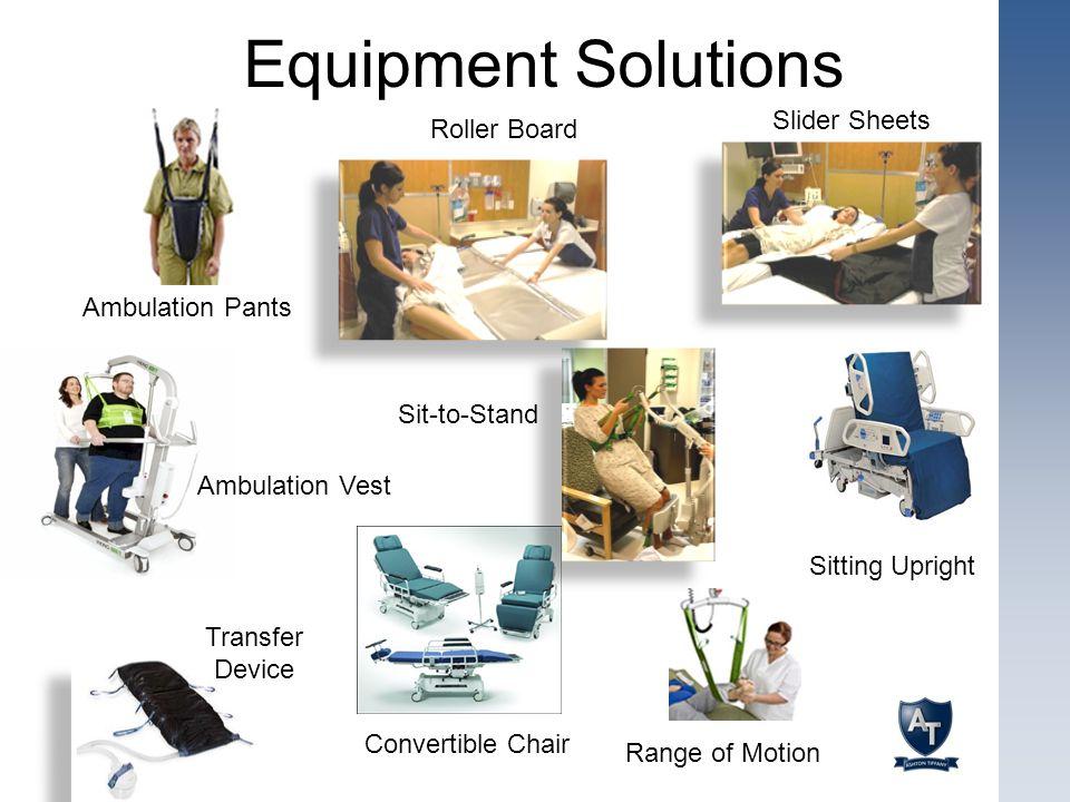 Equipment Solutions Slider Sheets Roller Board Ambulation Pants
