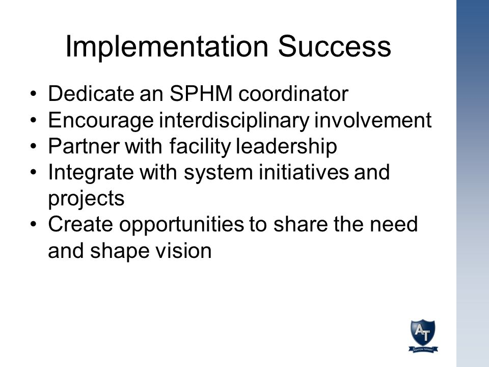 Implementation Success