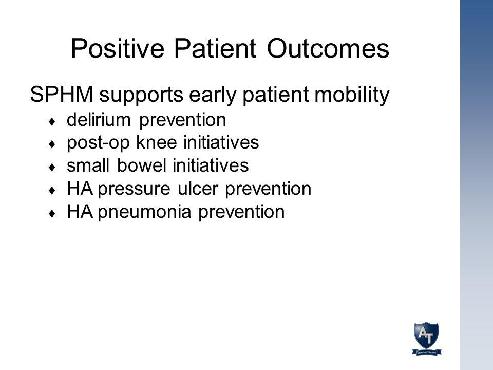 Positive Patient Outcomes