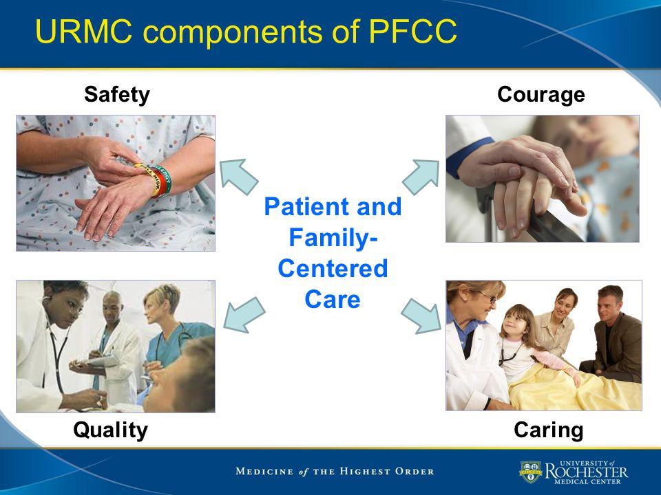 URMC components of PFCC