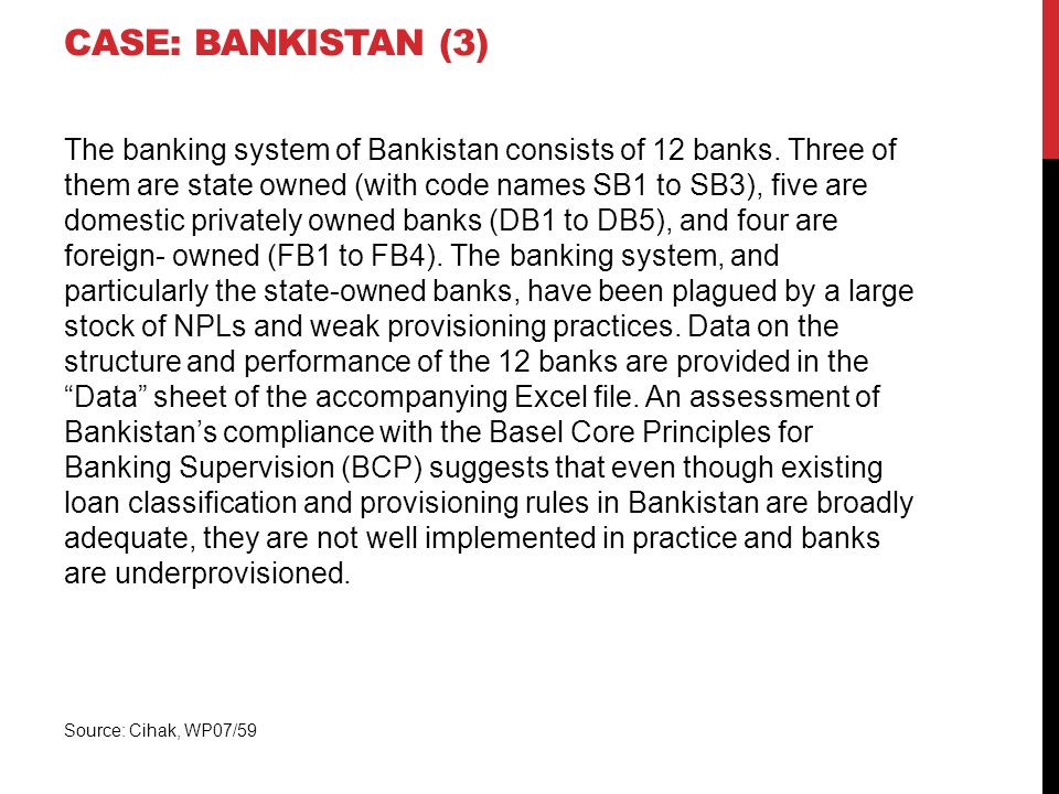 Case: bankistan (3)
