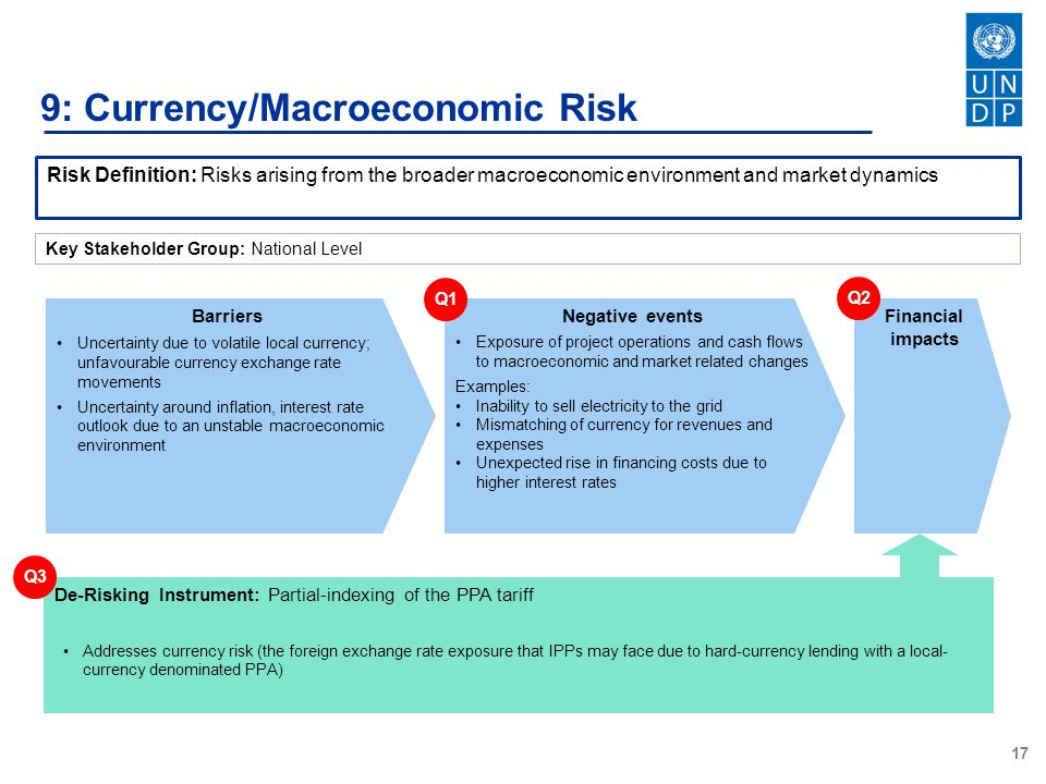 9: Currency/Macroeconomic Risk