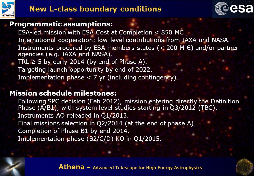 New L-class boundary conditions