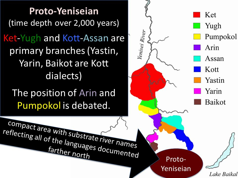 The position of Arin and Pumpokol is debated.