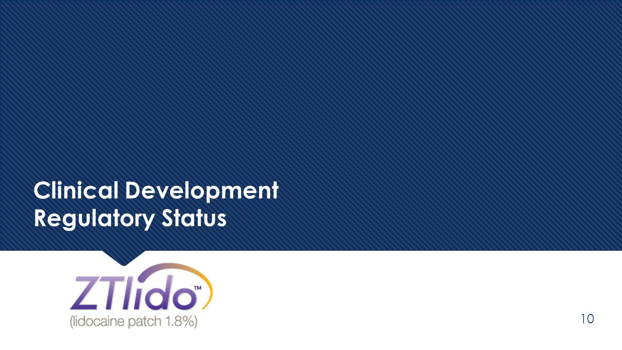 Clinical Development Regulatory Status
