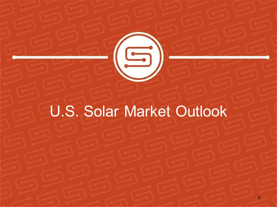 U.S. Solar Market Outlook