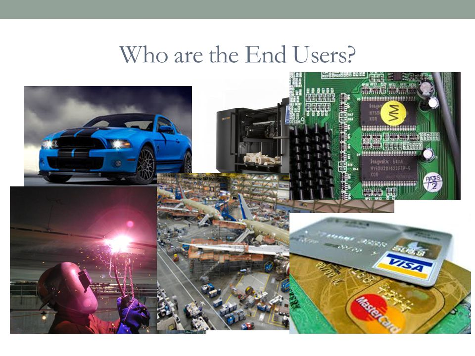 Who are the End Users Automotive Steel Cutting and Welding