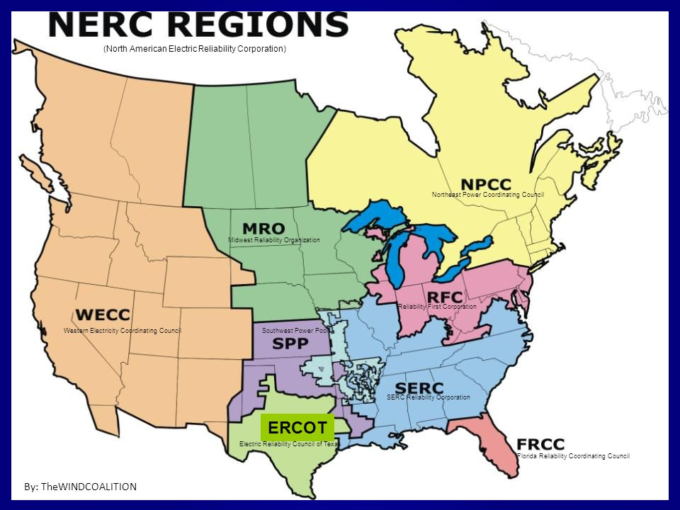 ERCOT By: TheWINDCOALITION