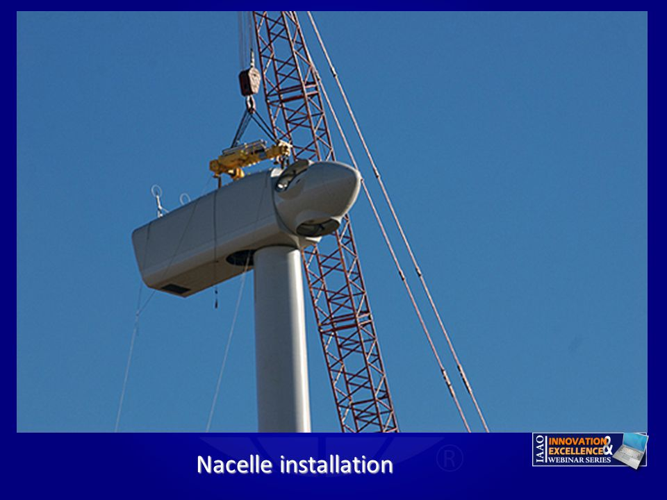 Gary Nacelle installation