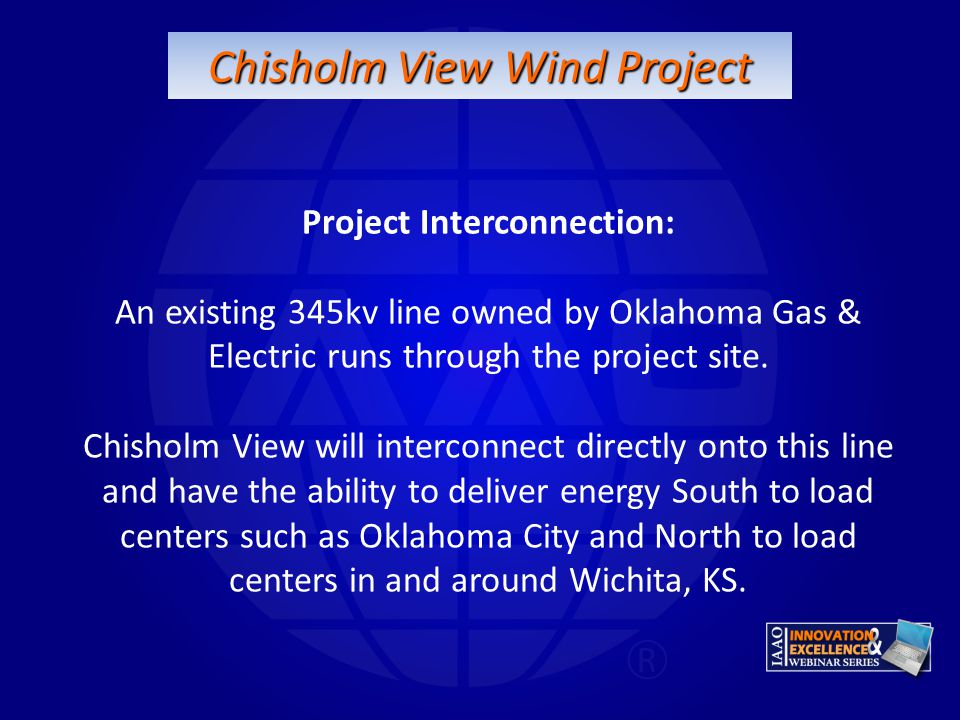 Chisholm View Wind Project