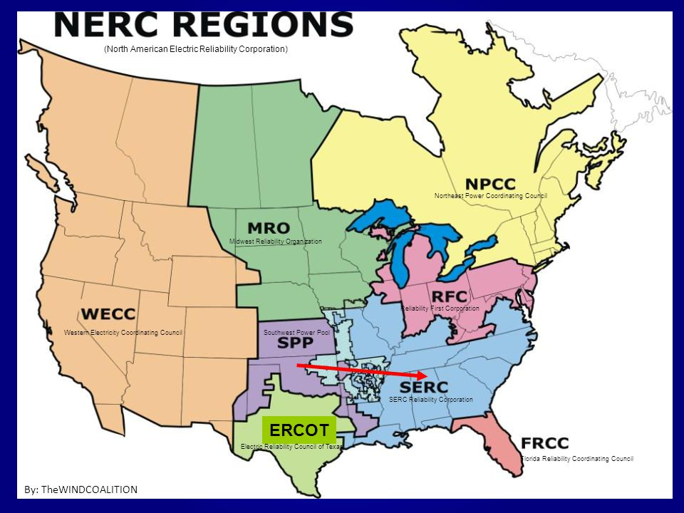 ERCOT Wade By: TheWINDCOALITION