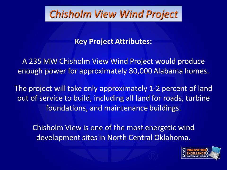 Key Project Attributes: