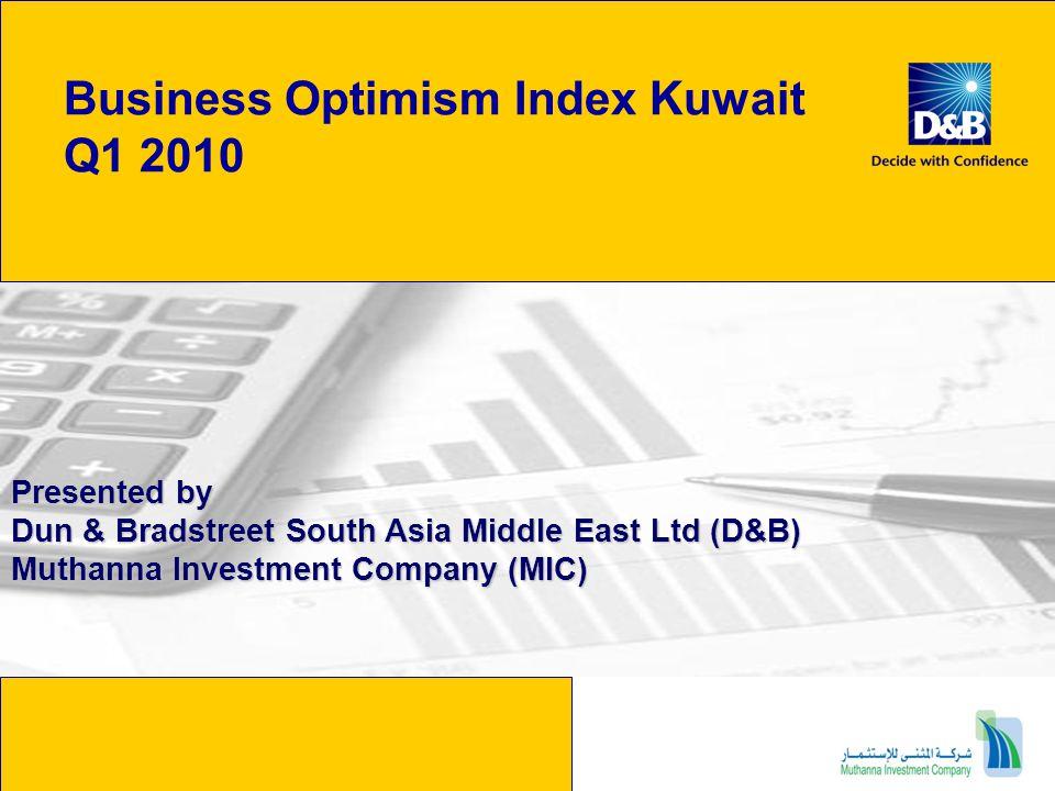 Business Optimism Index Kuwait Q1 2010