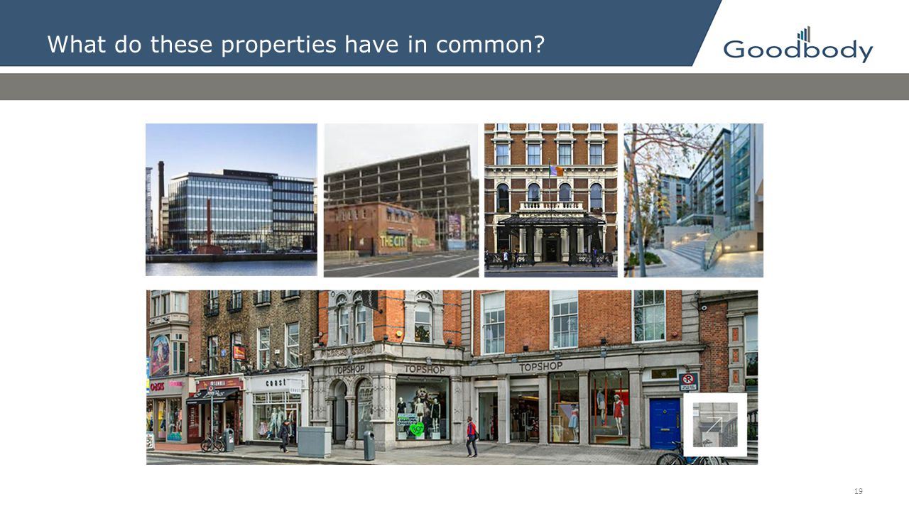 What do these properties have in common