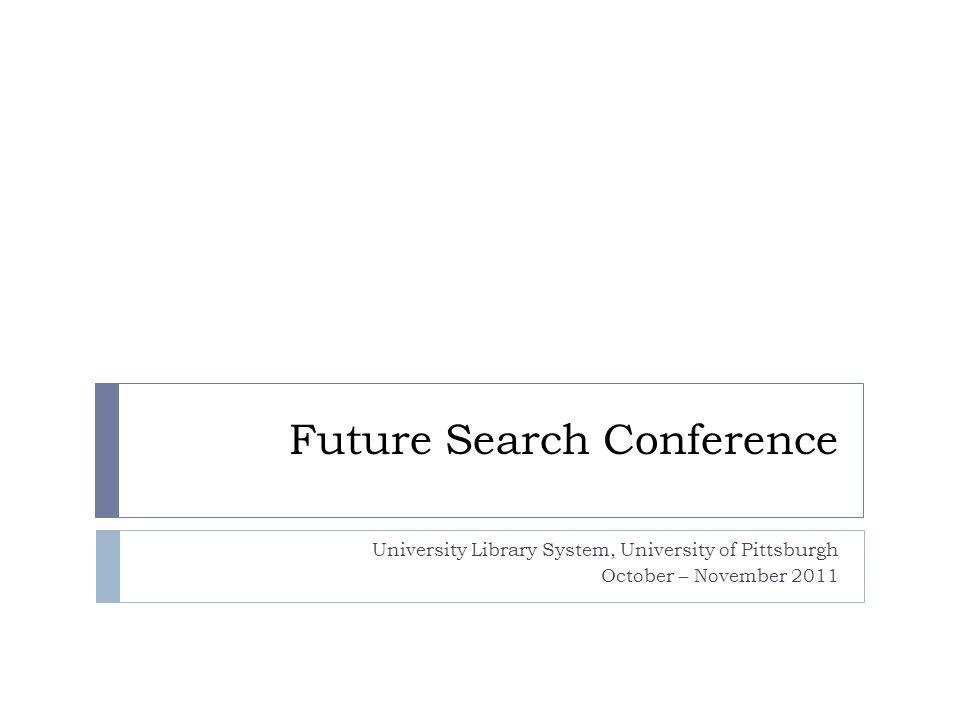 Future Search Conference